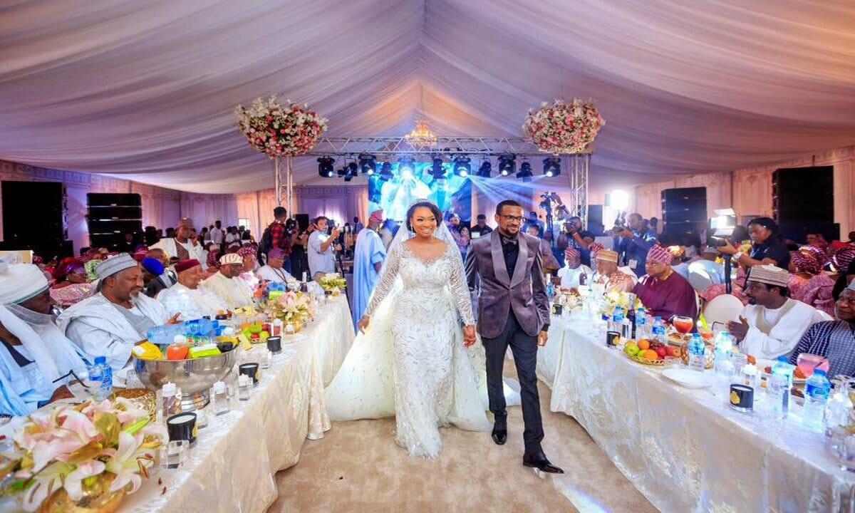 Gov Ganduje's Daughter wedding