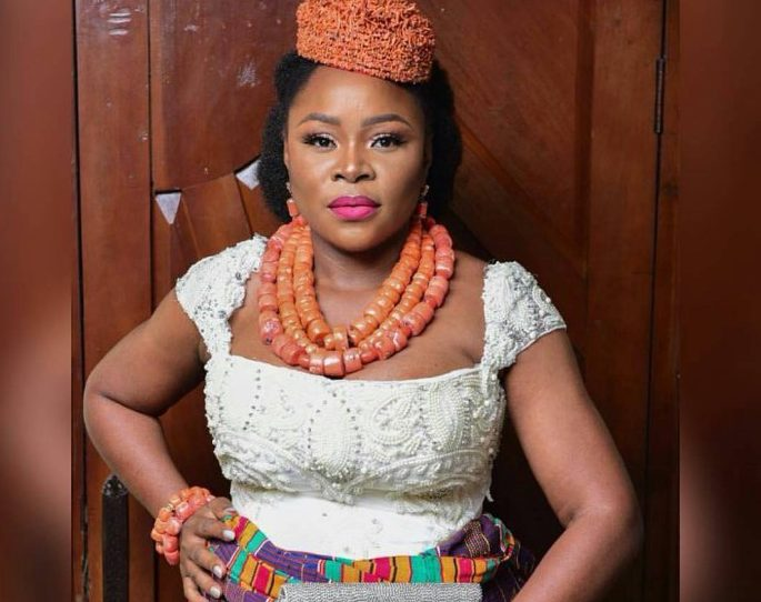 Photo of All the photos from Singer Omawumi's traditional wedding in Warri
