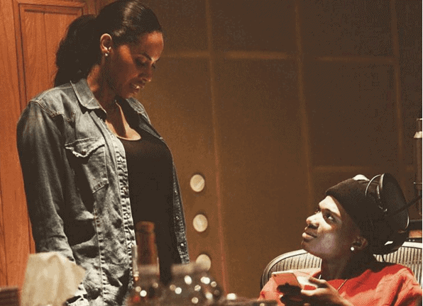Photo of Is Wizkid married to his manager, Jada?
