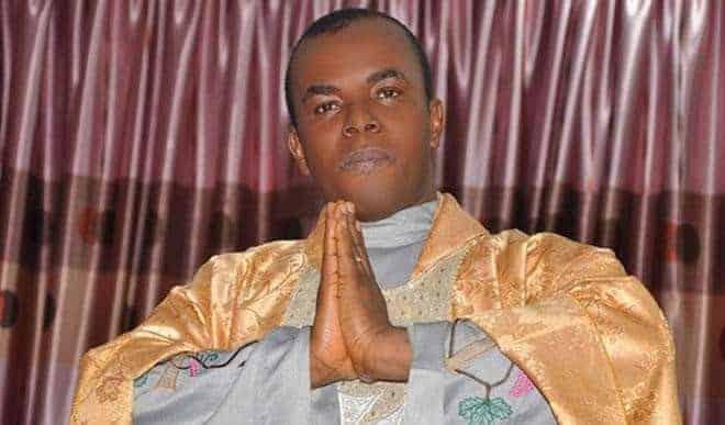 Photo of Fr Mbaka reveals new prophecy, attacks Buhari again