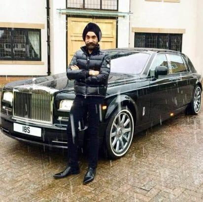Sardar Reuben Singh