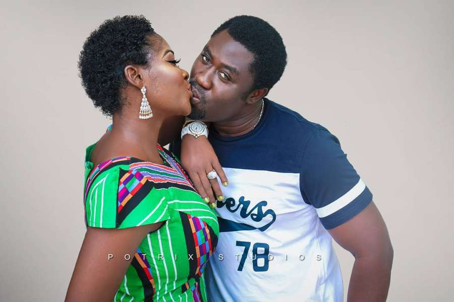 Photo of Mercy Johnson finally reveals why she deleted her husband's photos on Instagram