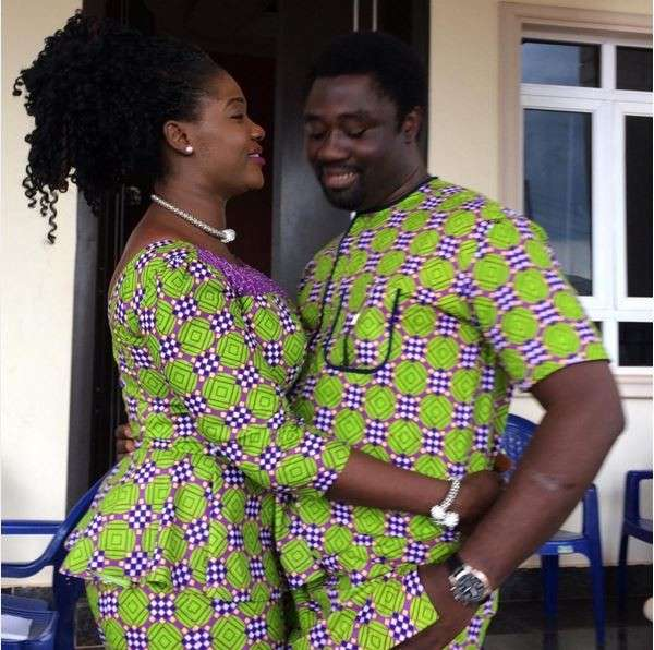 Photo of Mercy Johnshon reacts to rumours of marriage crisis