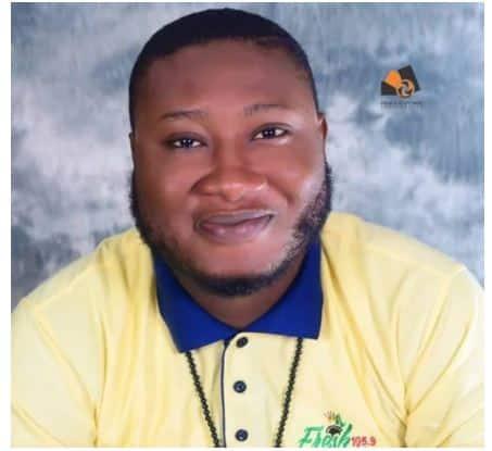 Photo of Fresh FM OAP, Oluwafemi Oluwajobi, killed by drunk driver on New Year's day (photos)