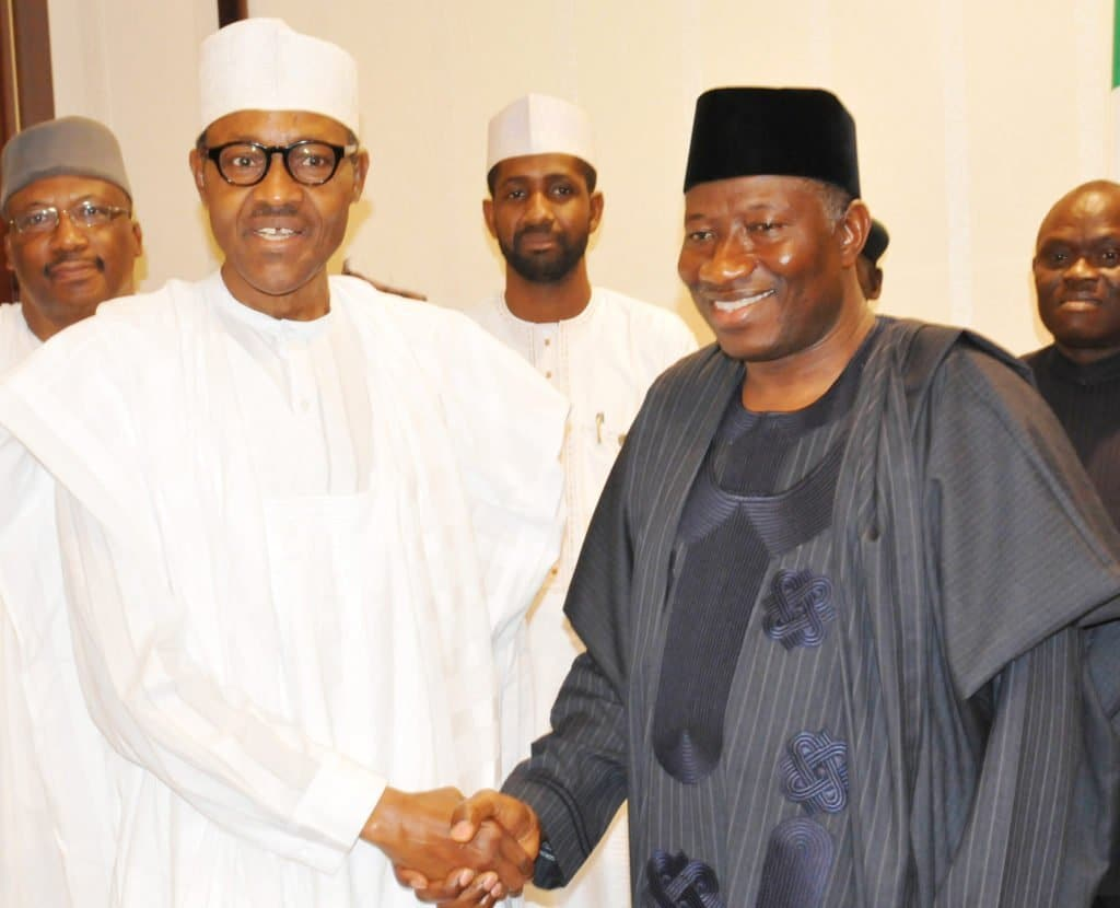 Photo of President Buhari finally reveals he went into coma after Jonathan called him to concede defeat