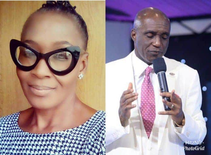 Photo of Kemi Olunloyo: Nigerians mock journalist's claim of salvation & new love for David Ibiyeomie (Video)
