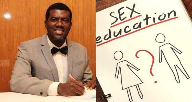 Photo of Reno Omokri warns ladies who indulge in pre-marital sex, explains why ladies should be careful about their reputation