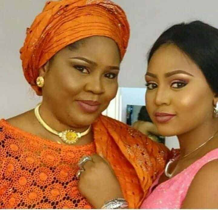 Photo of How acting career crashed the marriage of Regina Daniels' mother