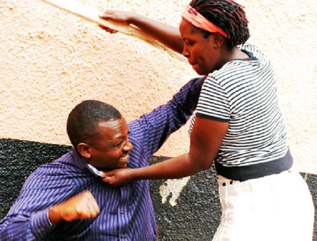 """Photo of """"My wife will beat me to death one day if I continue with the marriage"""" – Nigerian man laments"""