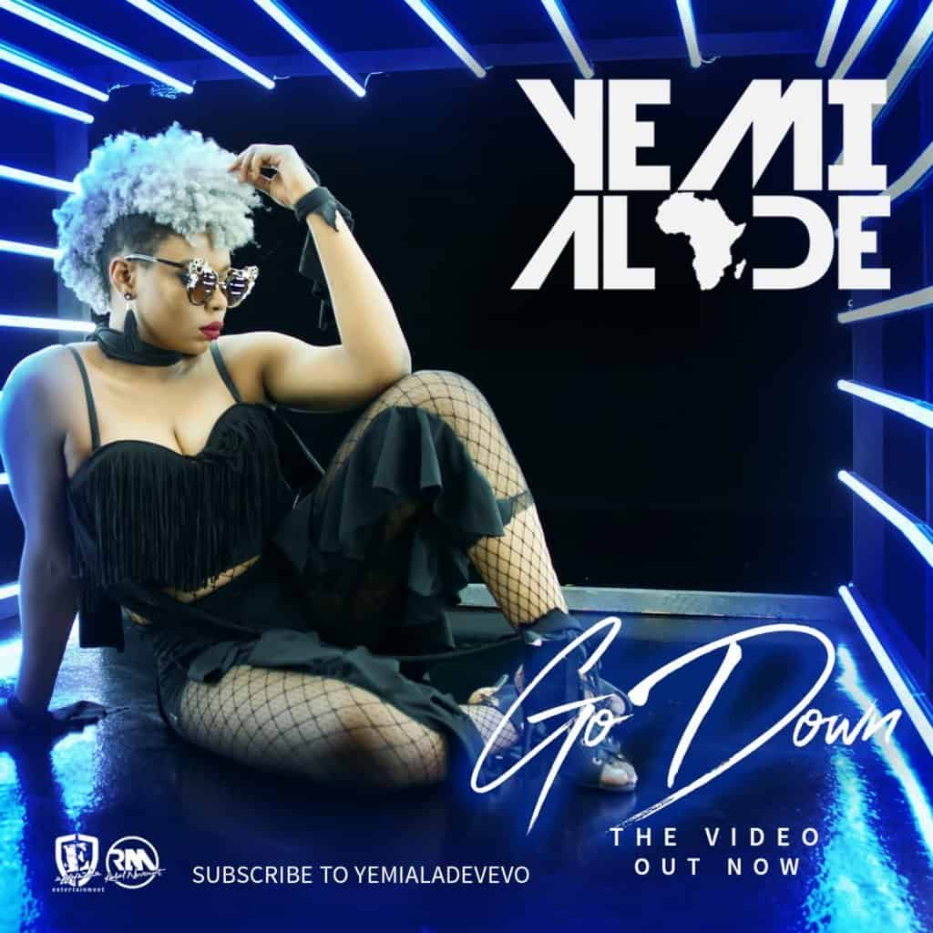 Photo of Yemi Alade releases new musical video 'Go Down'