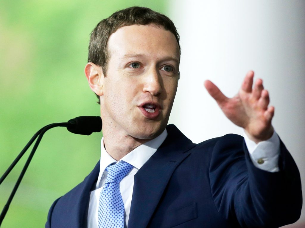 Photo of See the stunning amount CEO of Facebook, Mark Zuckerberg has already made in 2018