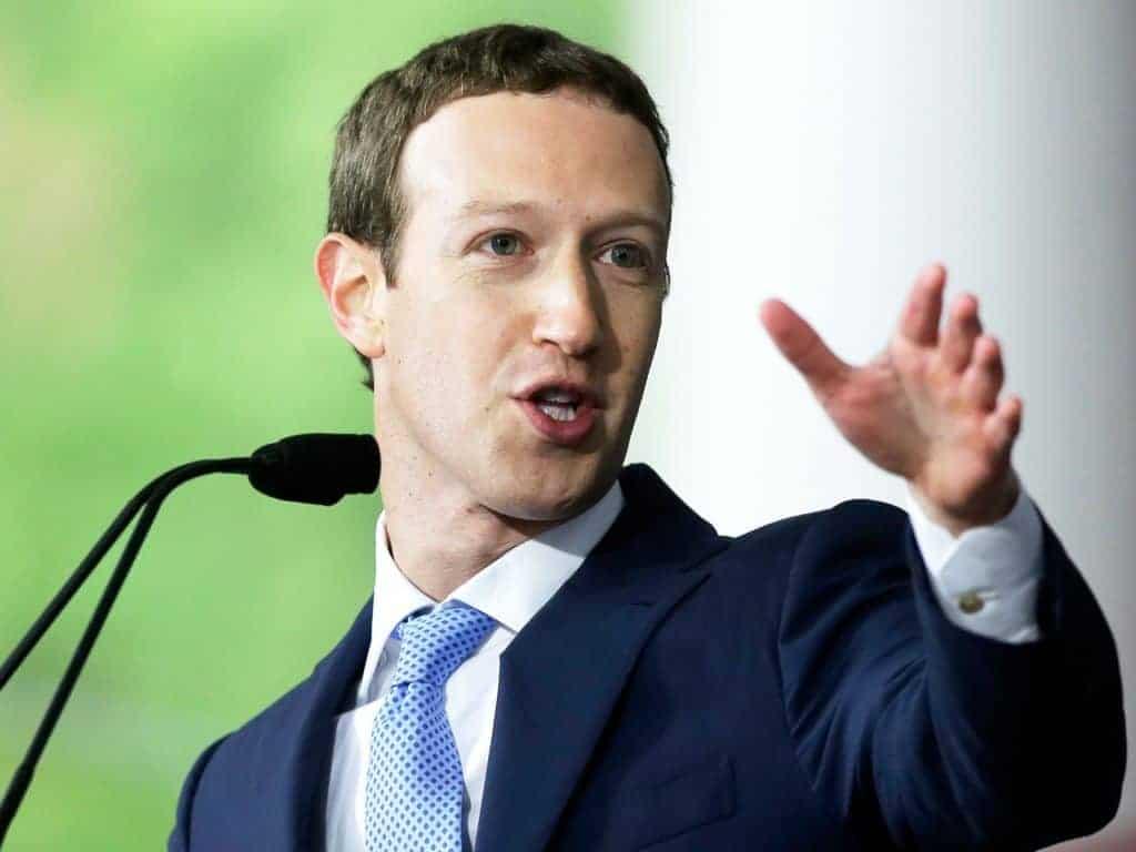 "Photo of Facebook's CEO, Mark Zuckerberg set to ""fix"" Facebook in 2018 – Details"