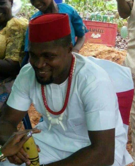 Photo of Man dies four days to his church wedding along Benin road