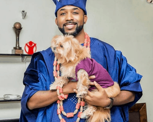 Photo of Banky W set to open a restaurant