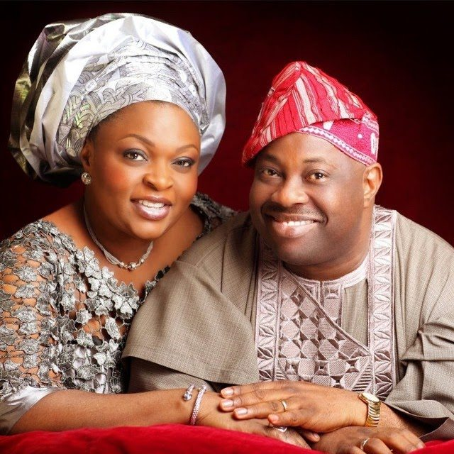 Photo of Dele Momodu recounts how he met and fell in love with his wife