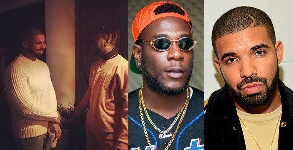 Photo of How Burna Boy wrote 5 songs for Drake in his 'More Life' album