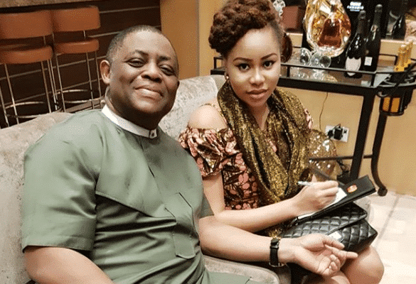 Photo of FFK finally reacts to the recent report about his marriage to Precious