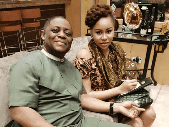 Photo of Domestic violence: Fani-Kayode's 3-yr-old marriage to Precious Chikwendu has crashed (details)
