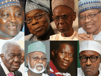 Photo of FG releases N280m for Cars for former presidents