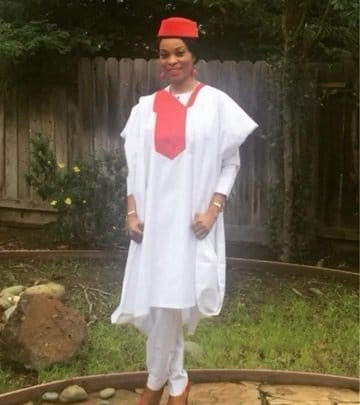 Photo of Georgina Onuoha gives reasons why Nigerians shouldn't like Trump