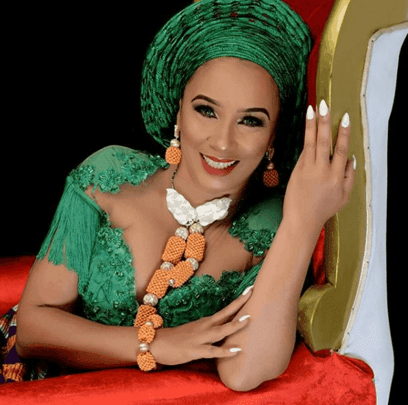 Photo of Ibinabo Fiberesima releases new photos to mark 45th birthday