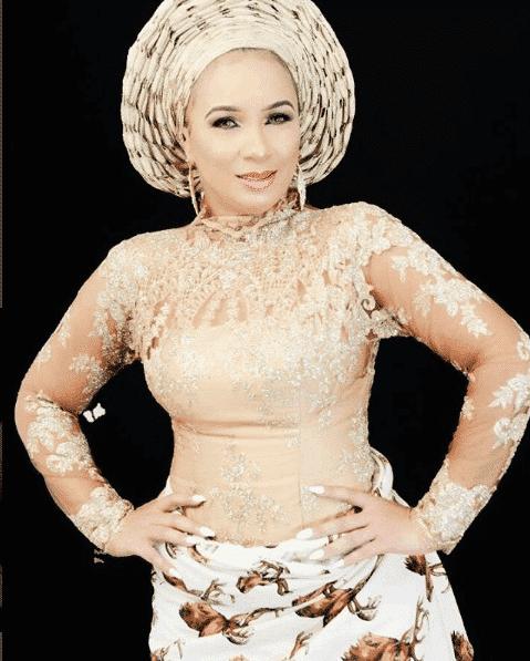 Photo of Blast from the past hunts Nollywood actress, Ibinabo Fiberesima