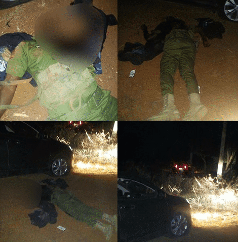Photo of Kidnappers kill 2 policemen, abduct 4 expatriates in Kaduna