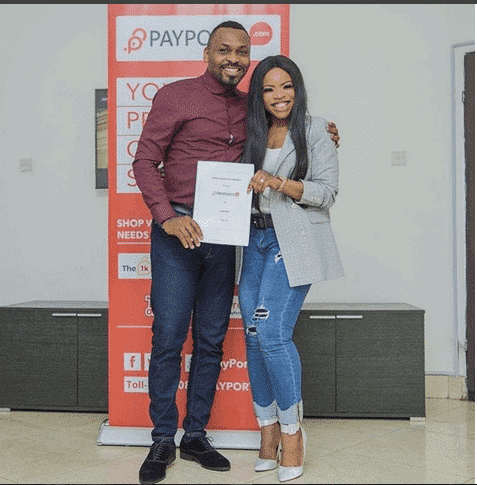 Photo of Laura Ikeji becomes Payporte ambassador and Big Brother Naija host