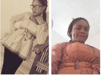 Photo of This Lady was robbed and almost raped by a motorcyclist in Lagos