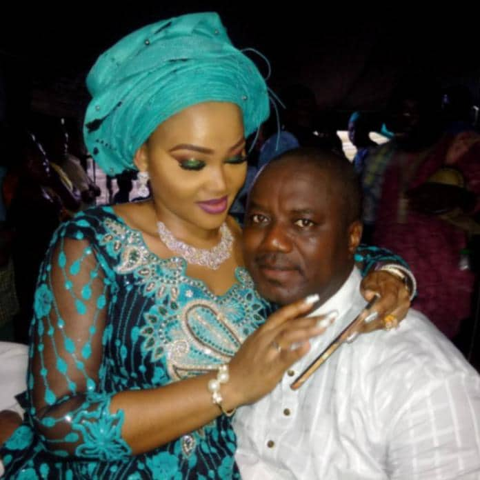 Photo of Why I was absent at Mercy Aigbe's 40th birthday – Husband