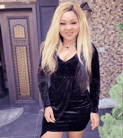 Photo of Angry Nigerians call out Mercy Aigbe for 'sleeping' with divorced actor (Photos)