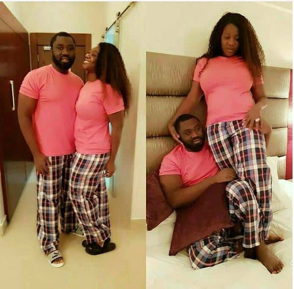 Photo of New lovely photos of Mercy Johnson & her husband