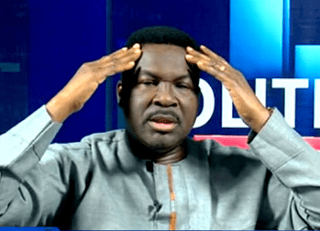 Photo of Mike Ozekhome disgraced at 14th Gani Fawehinmi Annual Symposium