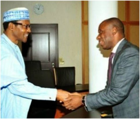 Photo of 2019: Buhari reportedly appoints Rotimi Amaechi as DG for his election campaign
