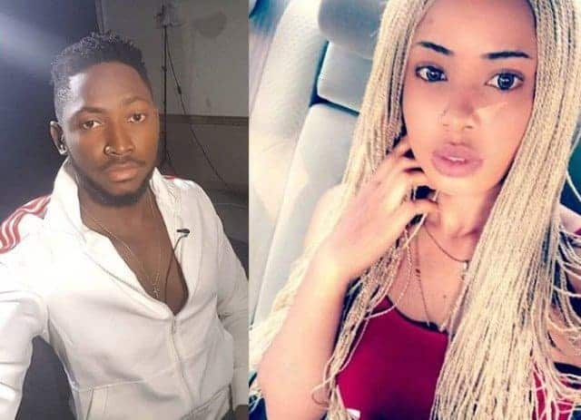 Photo of BBNaija 2018: Miracle and Nina kiss passionately in the shower while bathing (photos, video)