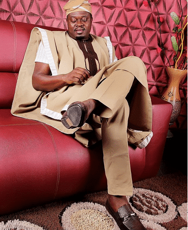 Muyiwa Ademola grass to grace story