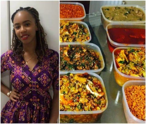 Photo of How 8 plantains and 6 eggs almost led to the death of this beautiful Nigerian lady
