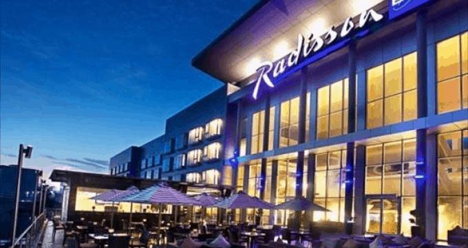 Photo of Oba Otudeko's Radisson Blu Hotel becomes den for ladies of easy virtue