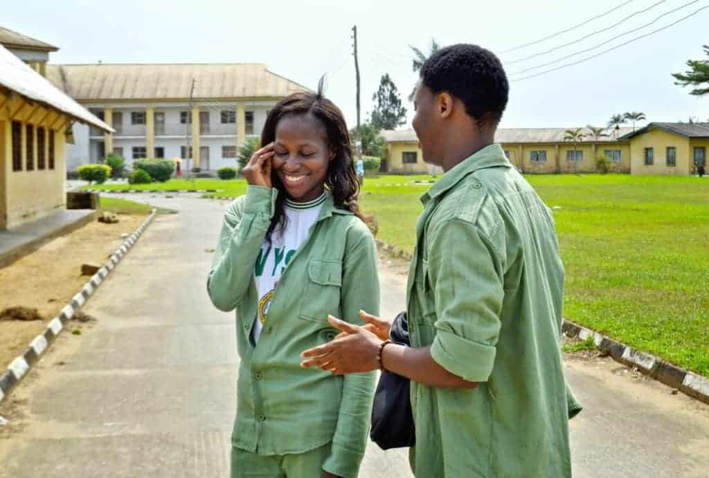 Photo of Man impregnates girlfriend during NYSC, dumps her, marries another lady secretly