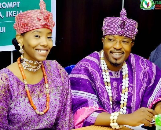Photo of Oluwo of Iwo addresses his marriage crash rumours