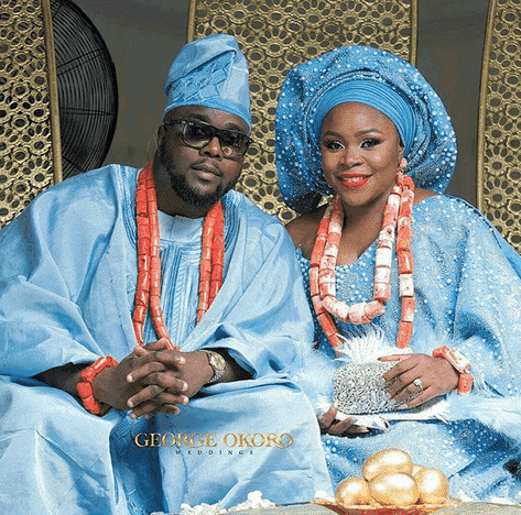 Photo of Why Omawumi didn't make noise about her Warri wedding (photos, videos)