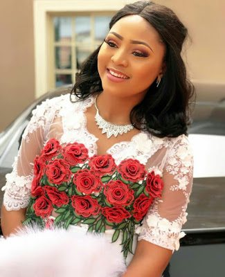 Photo of Regina Daniels confuses fans with new wedding photos