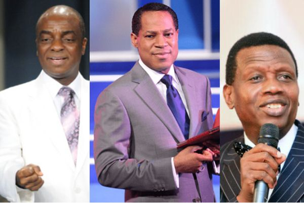 Photo of Forbes: Nigerian Pastors top list of richest 'Men of God' for 2018