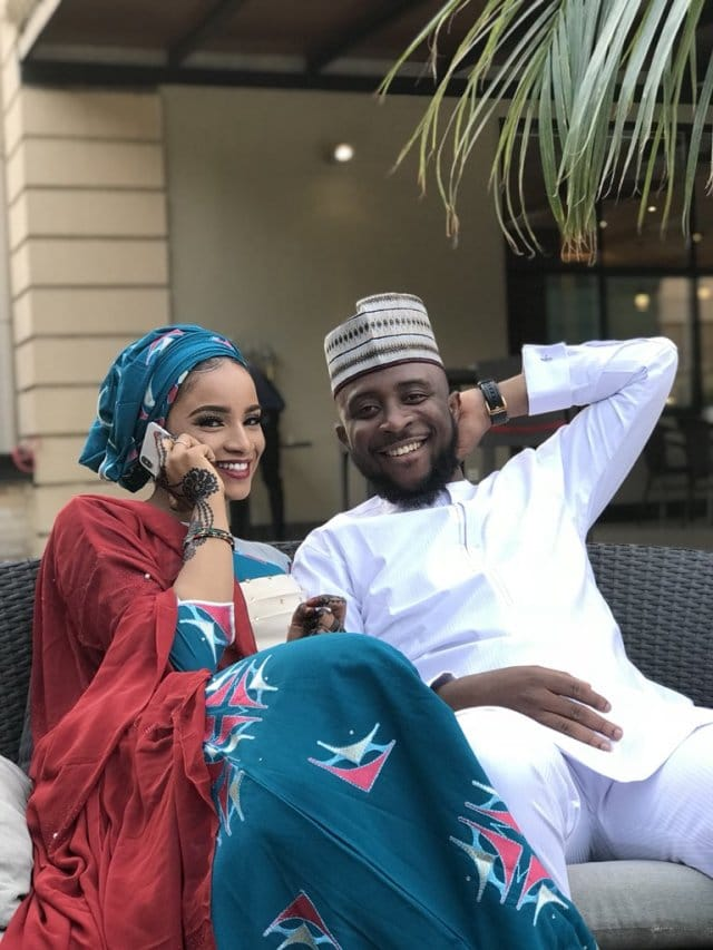Photo of How a Yoruba Groom and his Hausa Bride found love on twitter (photos)