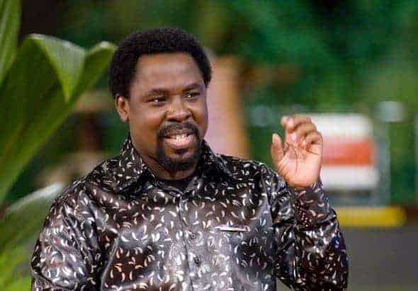 Photo of T.B Joshua releases prophesies for 2018