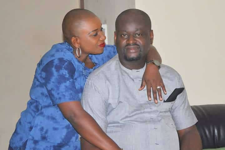 Photo of This Bride is trending online for getting married in a low cut (photos)