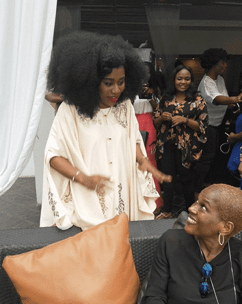 Photo of TY Bello bursts into tears as she receives two different surprise parties for her 40th birthday (photos, videos)