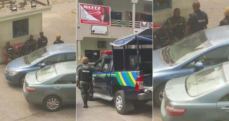 Photo of Aggrieved woman slams policemen for escorting boss wife to make hair in Abuja