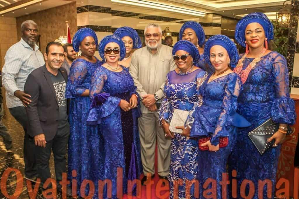 Photo of How Nigerians stormed Monrovia With 'Owambe' For George Weah's Swearing-In (Photos)