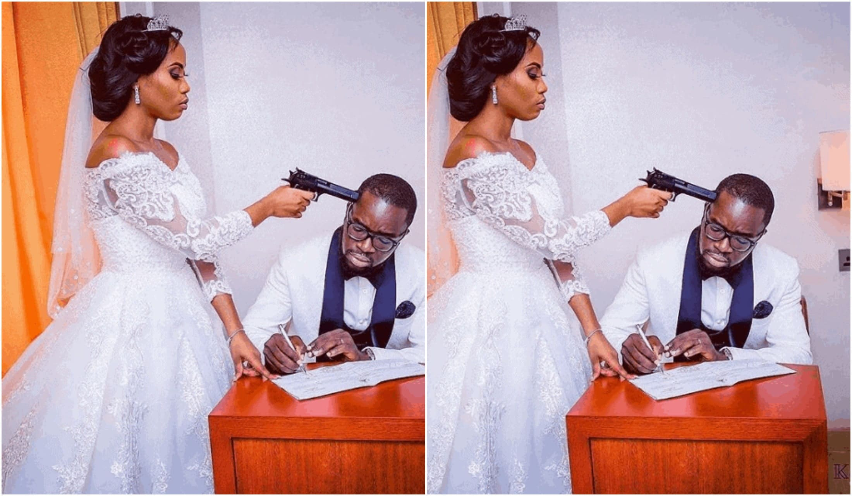 wedding crime